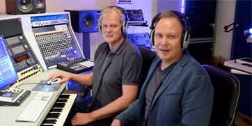 Giorgio and Martin Koppehele