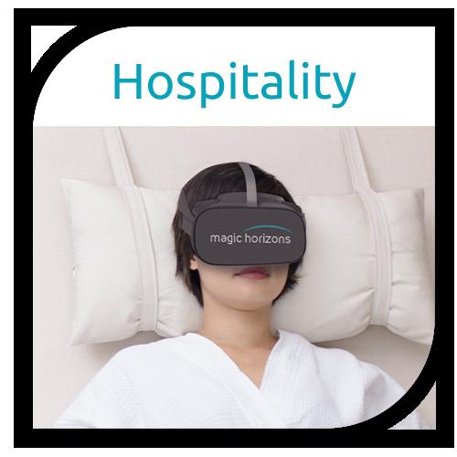 Virtual Reality Hospitality
