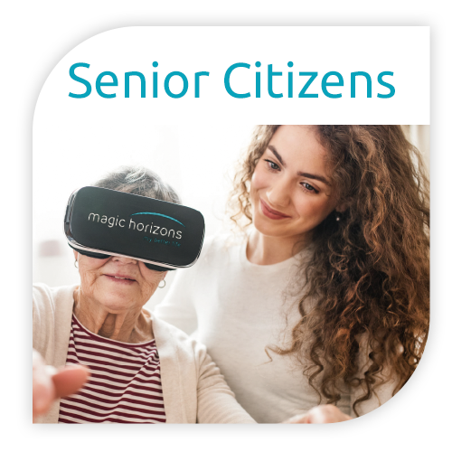 Virtual Reality Senior Citizens