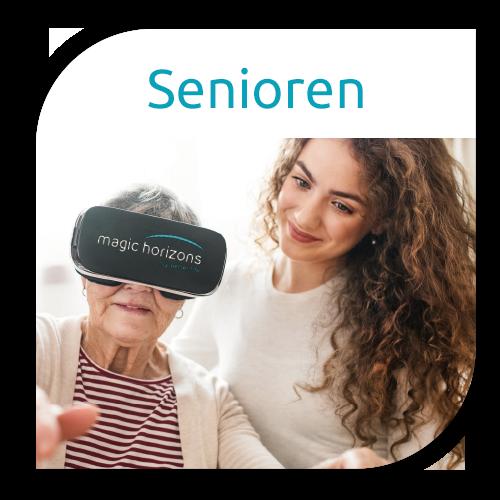 Virtual Reality Senioren