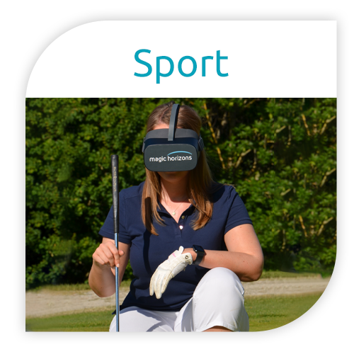 Virtual Reality Sport