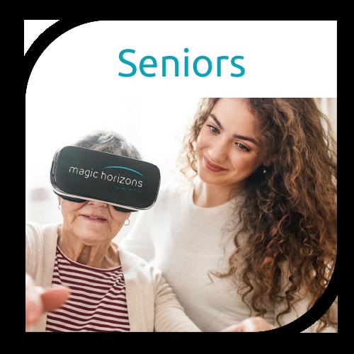 Virtual Reality Senior Citizens